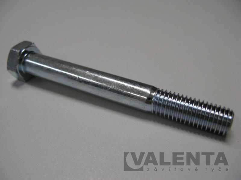 Hex bolts DIN 931 and screws DIN 933 - Valenta ZT s r o