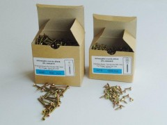 Chipboard screws - boxes