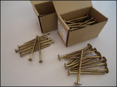 Construction screws - boxes